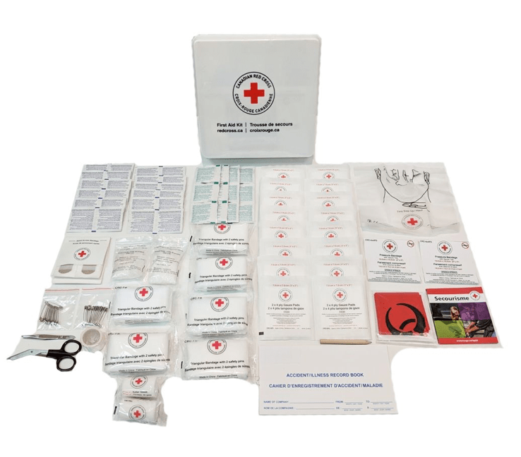Nova Scotia Workplace First Aid Kits