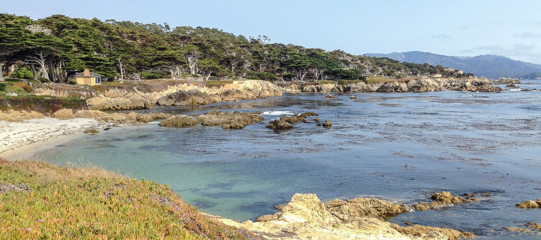 Discover 17-Mile Drive, one of the most scenic roads in California. Photo Credit: Wendy Nordvik-Carr©