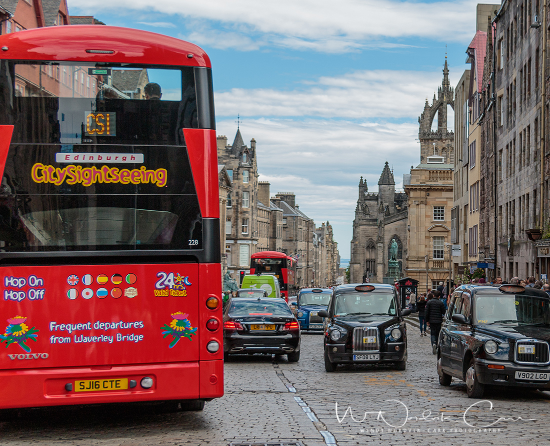 Top things to do in Edinburgh - Start your visit to Edinburgh with a Sightseeing Hop On Hop Off Bus Tour. Discover things to do in medieval Edinburgh. Explore Old Town and New Town along with the many museums, monument, memorials and galleries of this historic city. Photo Credit: Wendy Nordvik-Carr