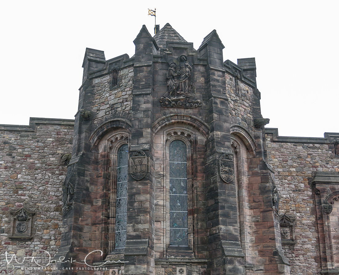 St. Margaret's Chapel built by David I about 1130 is Edinburgh's oldest building. Discover things to do in medieval Edinburgh. Explore Old Town and New Town along with the many museums, monument, memorials and galleries of this historic city. Photo Credit: Wendy Nordvik-Carr©