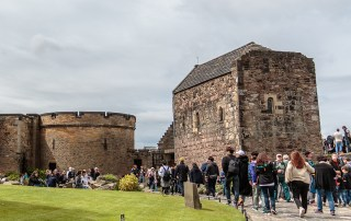 Discover Edinburgh Castle highlights. Discover things to do in medieval Edinburgh. Explore Old Town and New Town along with the many museums, monument, memorials and galleries of this historic city. Photo Credit: Wendy Nordvik-Carr