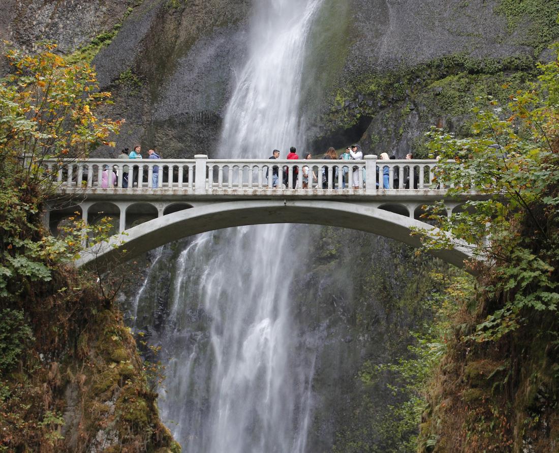 Discover Columbia Gorge Waterfalls in Oregon