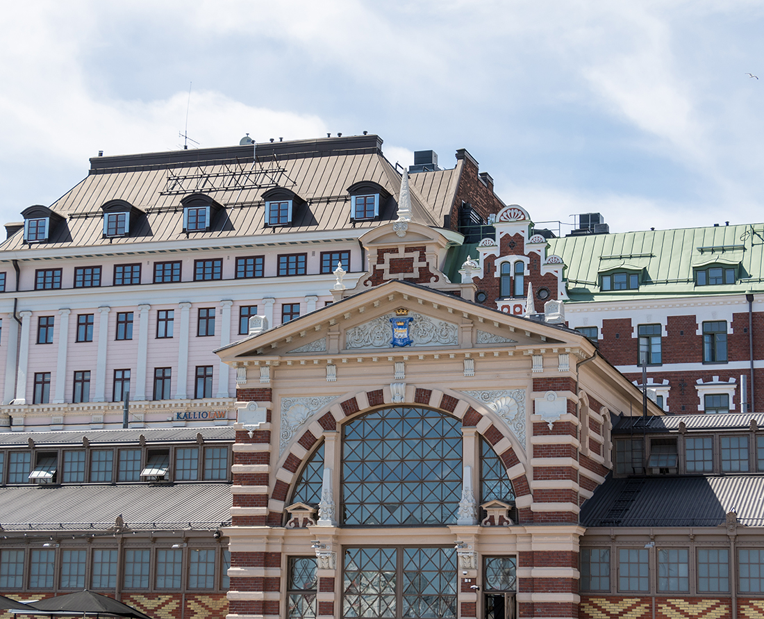 Visit the markets - Helsinki is part of the designated UNESCO Creative Cities Network. Here are the top things to do in Helsinki Finland a City of Design. Photo Credit: Wendy Nordvik-Carr©