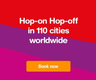 Europe Hop On Hop Off City Sightseeing Tours