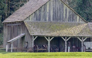 The Annand-Rowlatt Farmstead 1886 This historic farm is located in Metro Vancouver's Campbell Valley Regional Park, Langley First settled by Nova Scotian Alexander Joseph Annand in 1886 and later by dairy farmer Len Rowlatt in 1914. Rowlatt was also a water diviner.