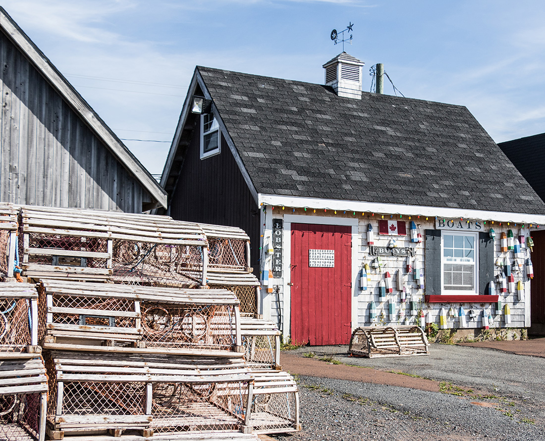 The charming seaside town of North Rustico, near Cavendish, Anne of Green Gables and it is on the scenic PEI Green Gables Shore driving route. Photo Credit: Wendy Nordvik-Carr