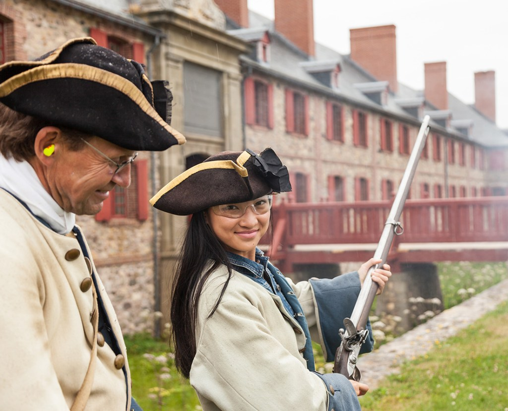 Top shore excursions of Sydney, Nova Scotia - One of the top things to do on Cape Breton Island - Visit the Fortress of Louisbourg National Historic Site, Nova Scotia