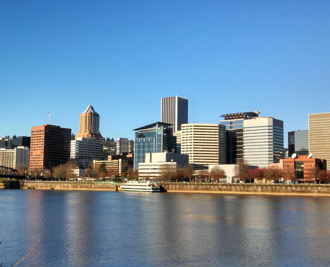 Discover Portland, Orgeon