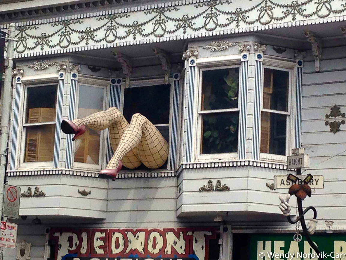 Discover the 60s hippie haven, Haight-Ashbury one of the top things to do in San Francisco.