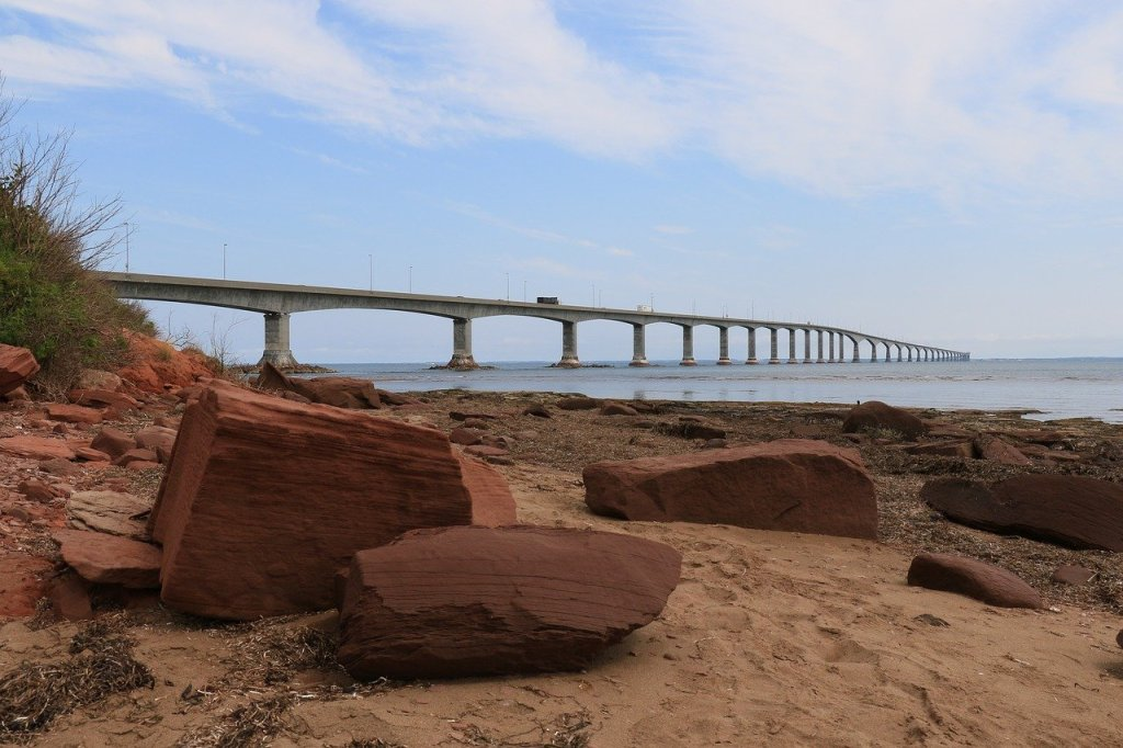 See Confederation Bridge on a driving tour from Charlottetown, Prince Edward Island
