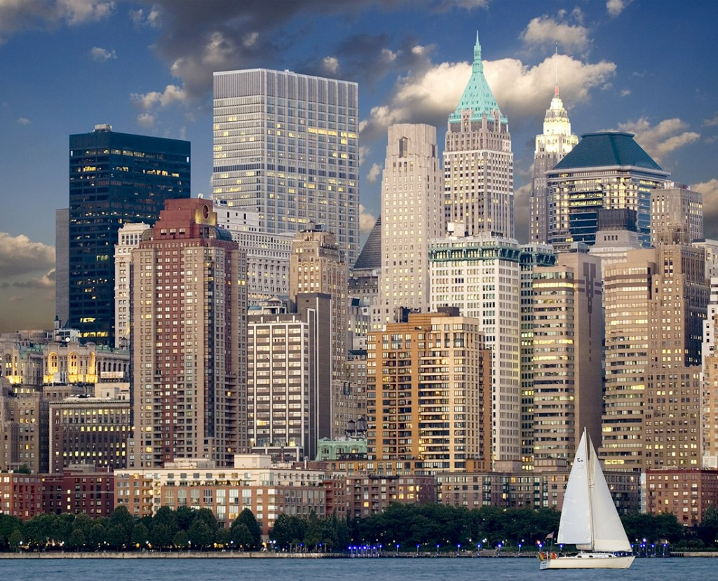 New York City New York Top things to do. Cruise Guide Canada New England