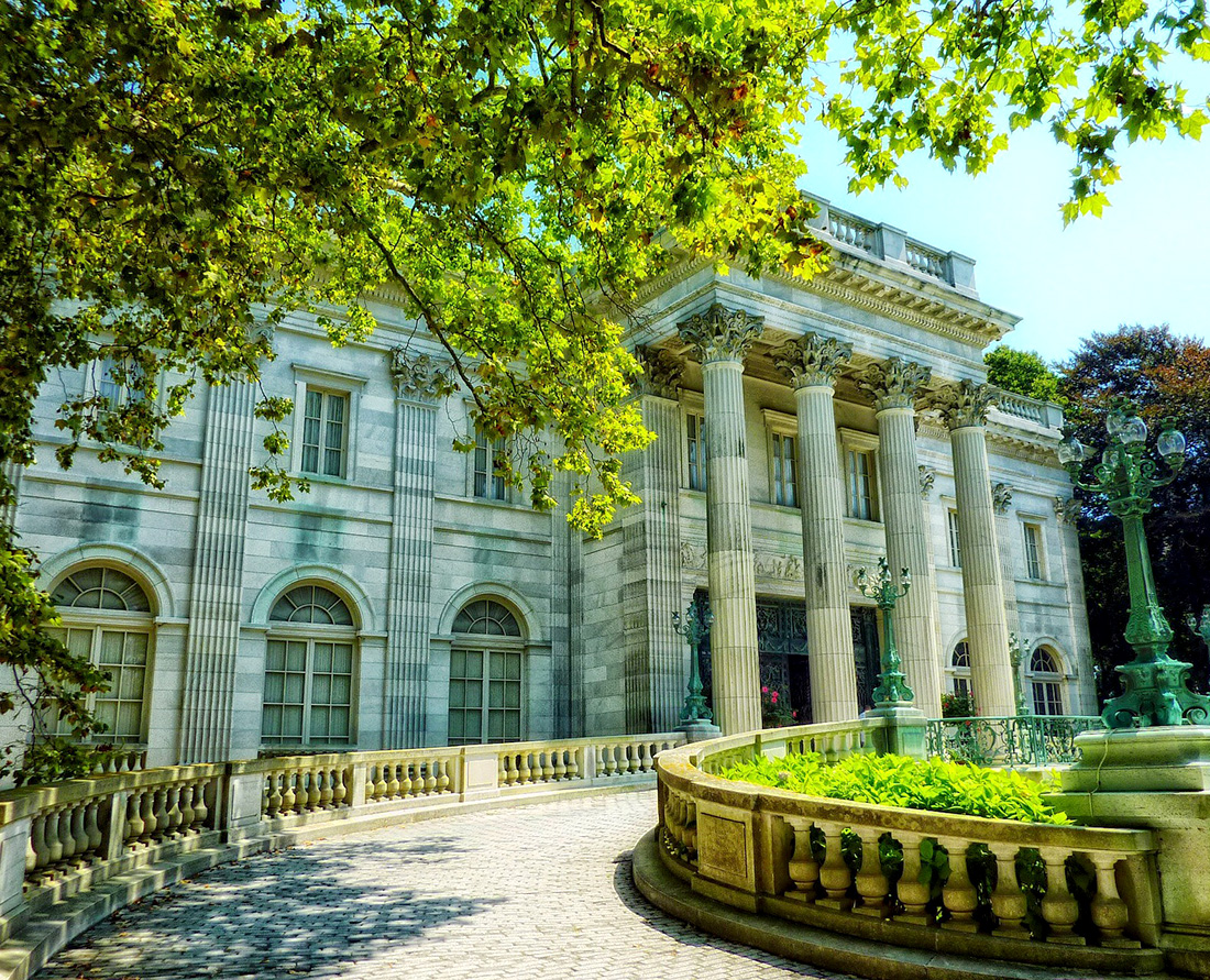 The Marble House Newport Rhode Island Top Things to do