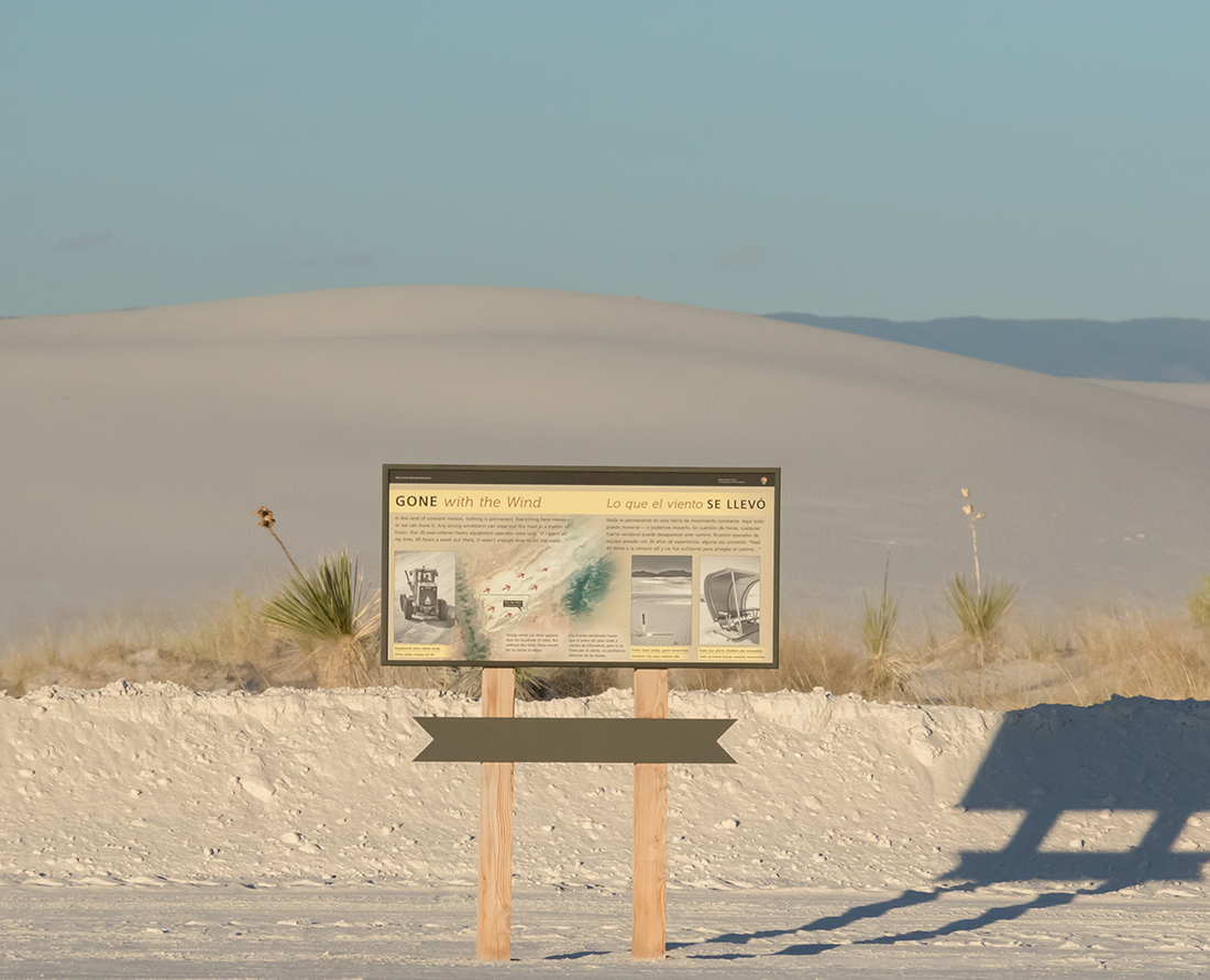 Interesting facts about White Sands, the world's largest gypsum dunes
