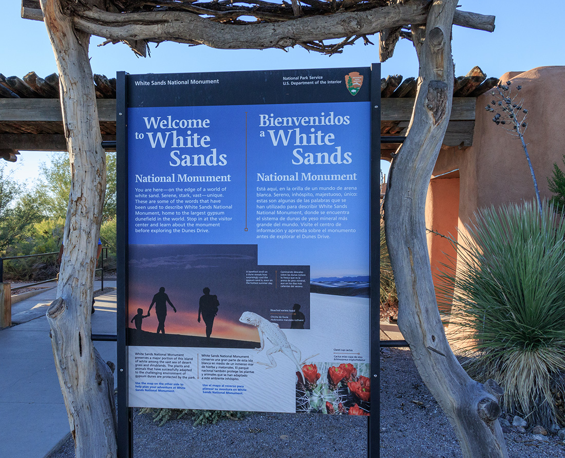 Road trip to the largest Gypsum dunes in the world, White Sands, New Mexico. Here are the top things to do while in White Sands. Photo Credit: Wendy Nordvik-Carr©