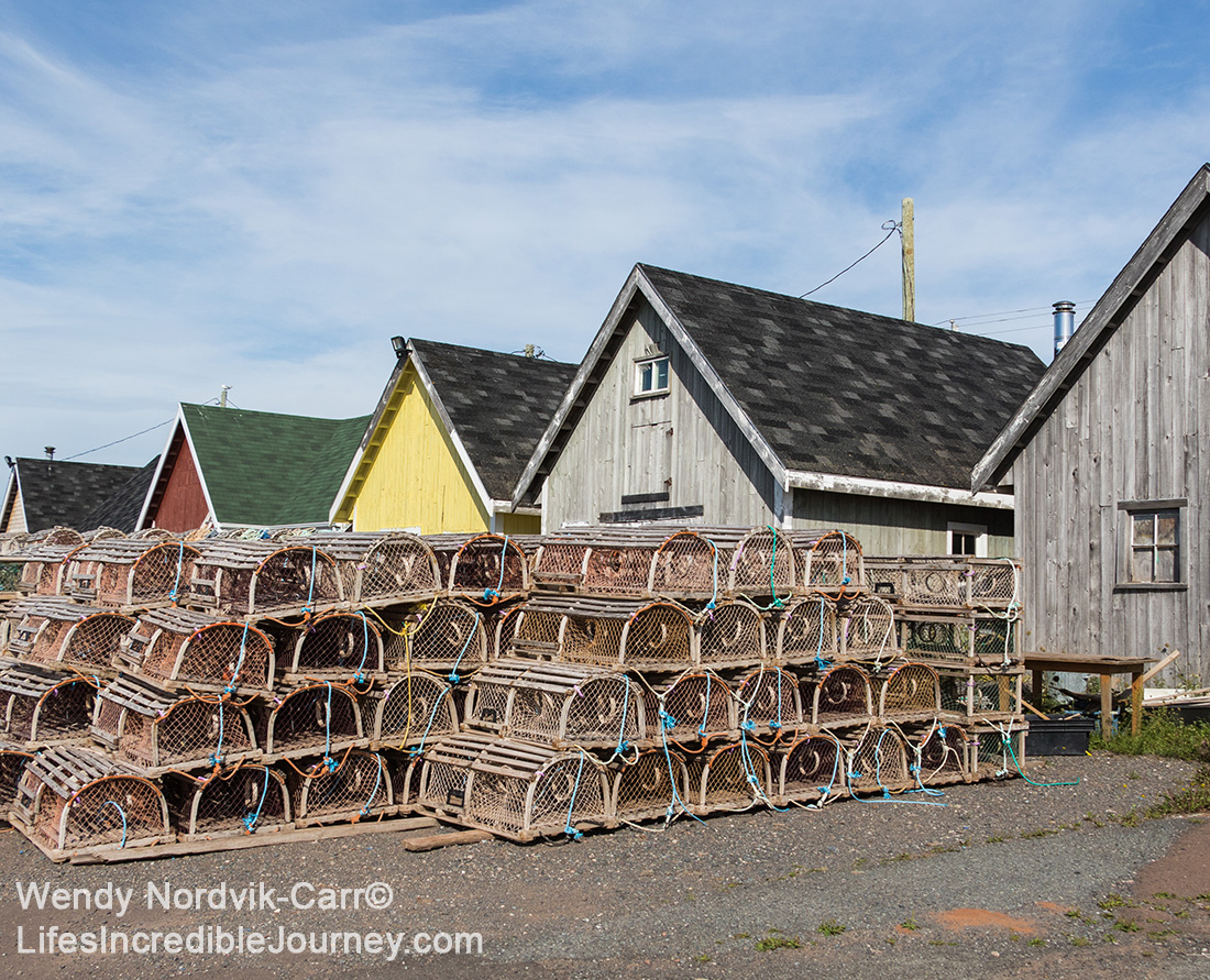 The charming seaside town of North Rustico, near Cavendish, Anne of Green Gables and it is on the scenic PEI Green Gables Shore driving route.