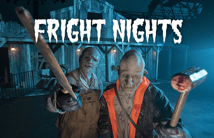 Haunted Halloween Fright Nights at the PNE