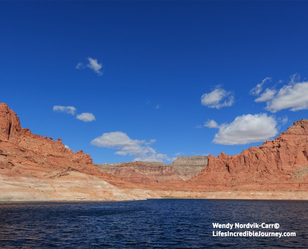 Lake Powell Boat Tours to Rainbow Bridge Photo Credit: Wendy Nordvik-Carr©