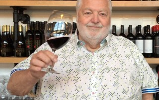 Harry McWatters, pioneer of BC wine industry - Discover travel destinations. Harry McWatters, pioneer of BC wine industry dies at age 74. Photo Credit: Wendy Nordvik-Carr©