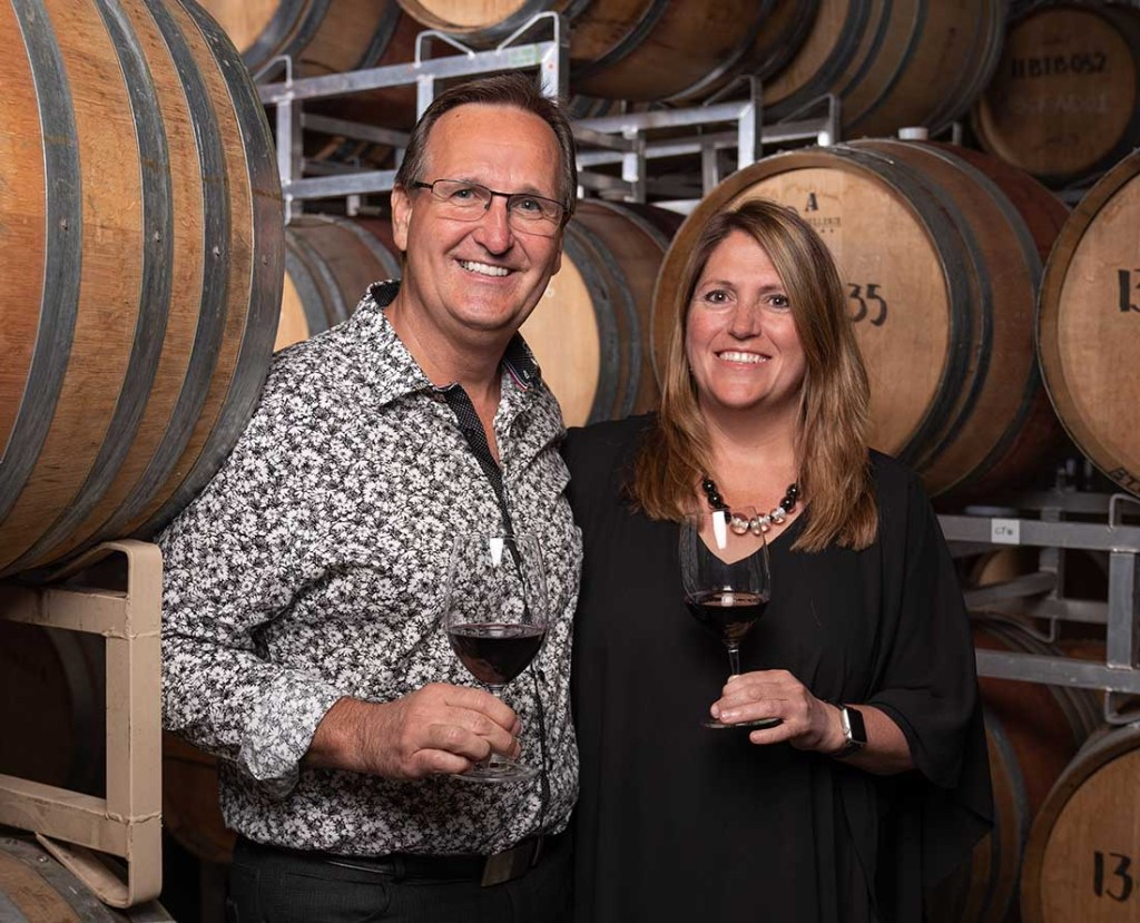 Five Vines Cellars, the private family owned business of Ron and Shelley Mayert purchased TIME Winery, Evolve Cellars and the McWatters Collection on July 1, 2020.