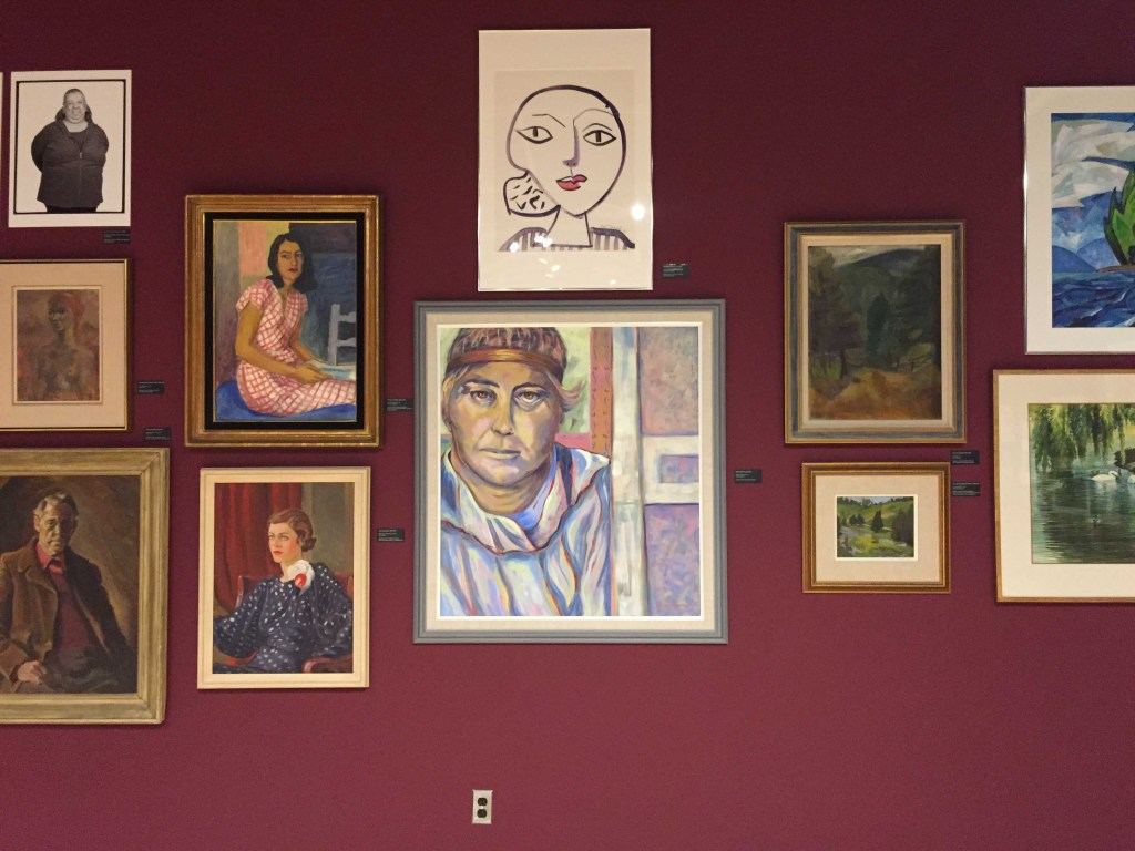 Top things to see in Sualt Ste. Marie - Inside the Algoma Art Gallery. Photo Credit: Wendy Nordvik-Carr©
