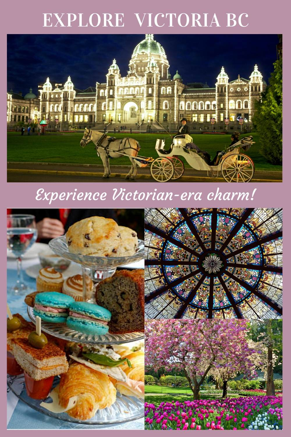 Discover the top 10 things to do in Victoria BC