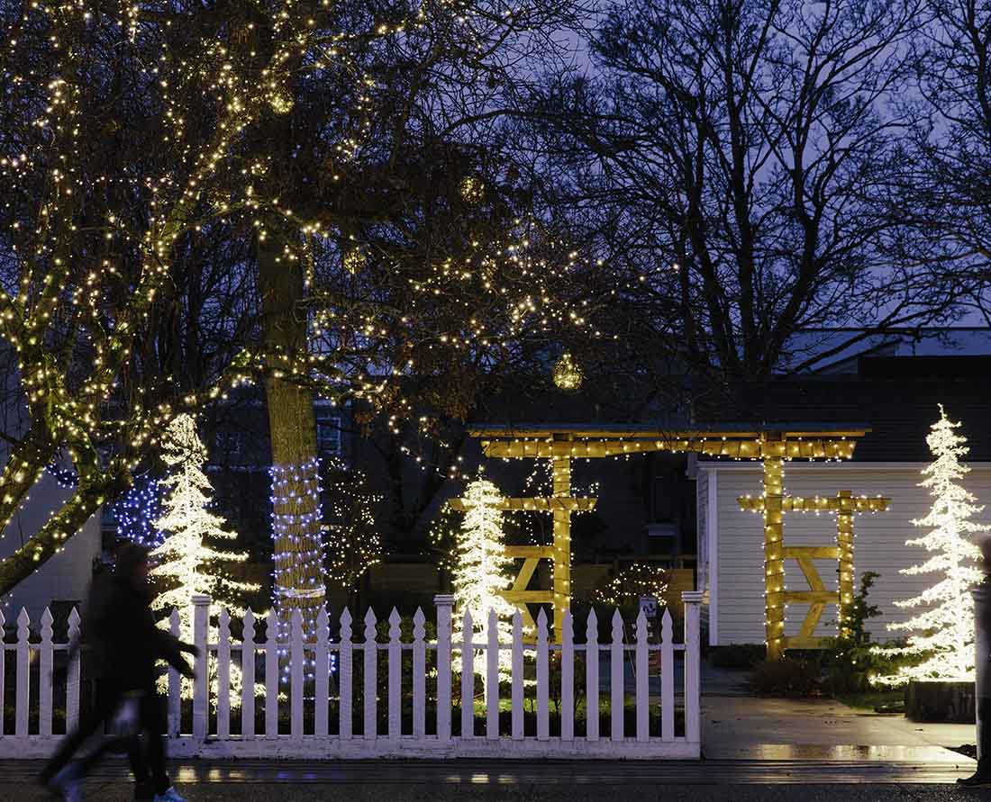 Vancouver Christmas Lights in Richmond at Steveston Village. Photo: Tourism Richmond