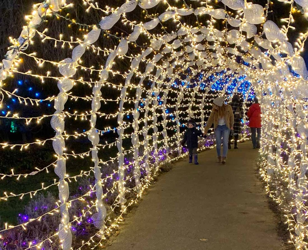 Vancouver Christmas Music Station 2020 Best Metro Vancouver Christmas events and light displays