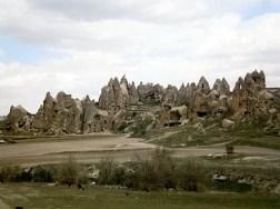 View in Cappadocia