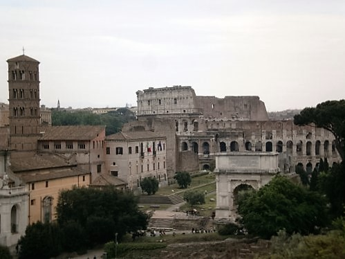 View of Coliseum
