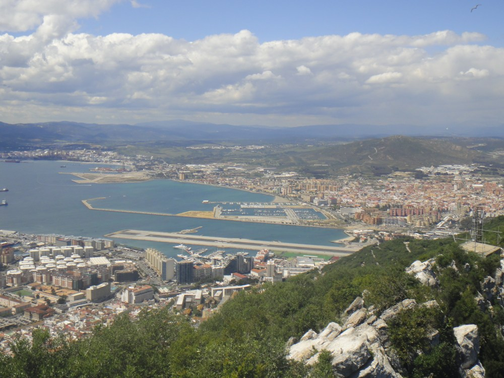 Testing My Limits: Day Trip to Gibraltar (4/6)