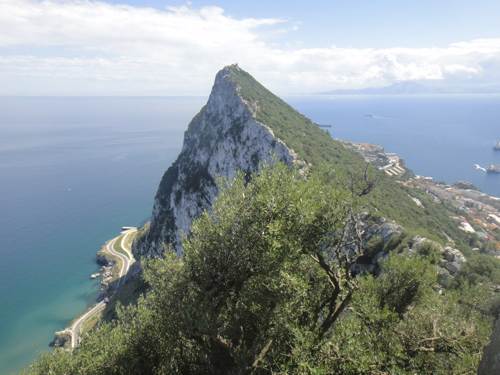 Testing My Limits: Day Trip to Gibraltar (5/6)