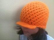 Orange Sans Limites Hat