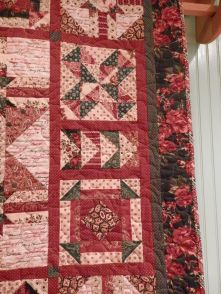 Michele's Christmas Quilt