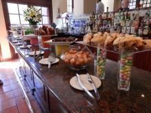 Brunch Dessert Bar, LaMansion Hotel