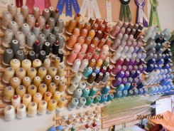 Now that is a lot of thread!