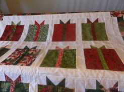 Figuring out a quilt pattern