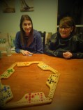 Cards and Marbles with Kate and Aleta