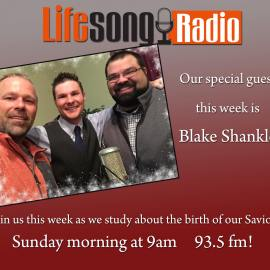 Episode 162 – The Christmas Story w/ Blake Shankle