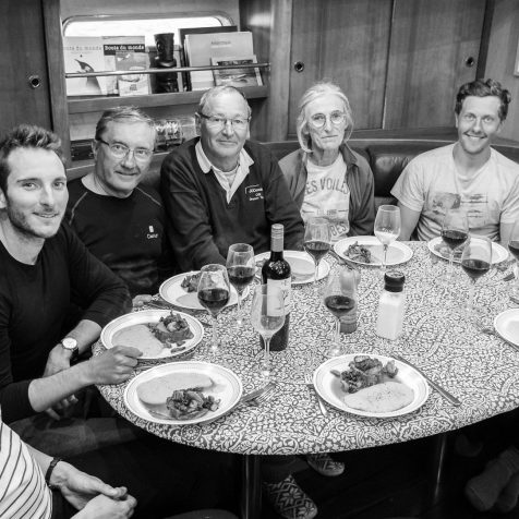 Une soirée autour de la table ronde