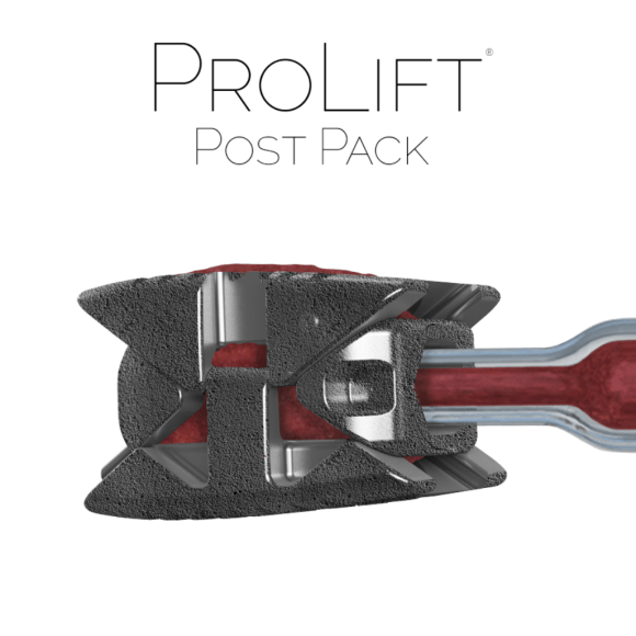 PROLIFT® POST PACK CLINICAL CASES