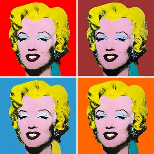 Marilyn Monroe warhol