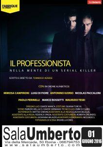 locandina_IL PROFESSIONISTA Fabrique du Cinéma