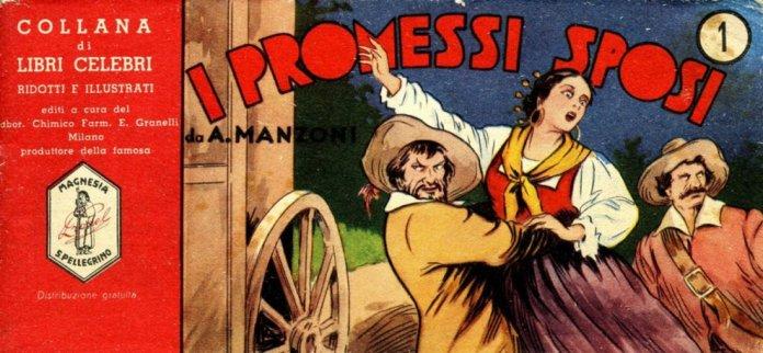 promessi sposi fumetti milano