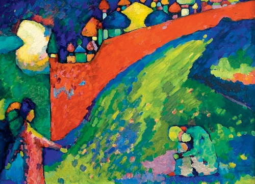 Kandinskij MUDEC Cupole