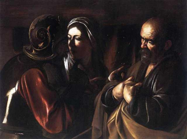 Caravaggio mostra MET
