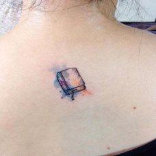 tatuaggi piccoli femminili libro