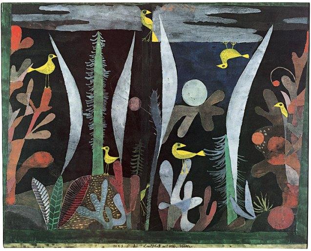 Paul Klee mostra Milano MUDEC