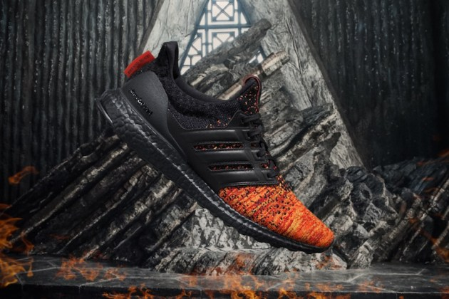 Adidas Running, ecco le ultraboost dedicate a Game of Thrones