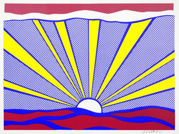 Roy Lichtenstein mosrea MUDEC Milano