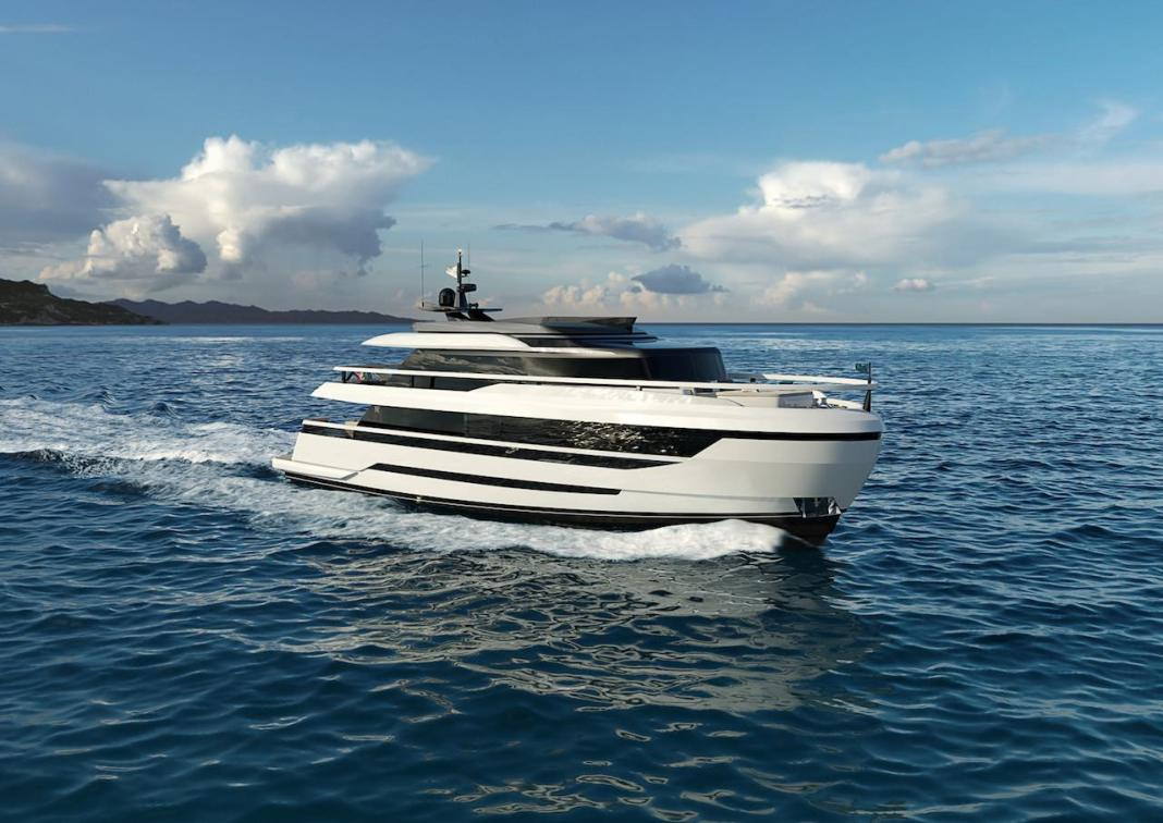 EXTRA 93 by ISA Yachts